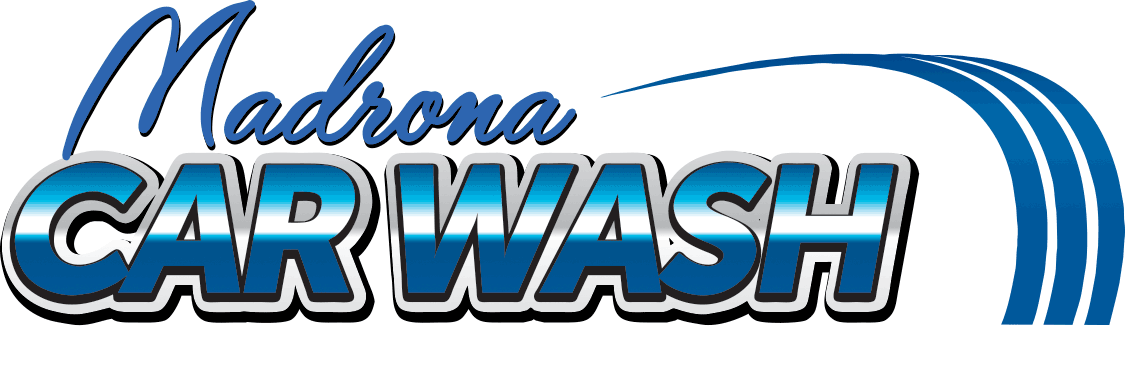 Madrona car wash Logo